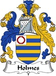 Holmes Family Crest