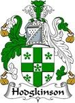 Hodgkinson Family Crest