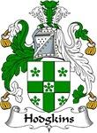 Hodgkins Family Crest