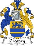 Gregory Family Crest