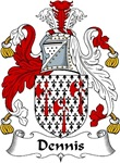 Dennis Family Crest
