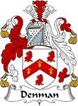 Denman Family Crest