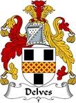 Delves Family Crest