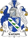 Curson Family Crest