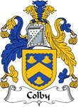 Colby Family Crest