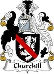 Churchill Family Crest