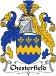 Chesterfield Family Crest