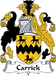 Carrick Family Crest