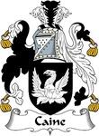 Caine Family Crest