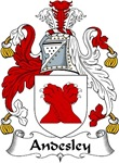 Andesley Family Crest