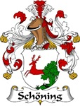 Schoning Family Crest