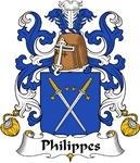 Philippes Family Crest