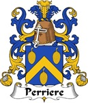 Perriere Family Crest