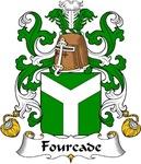 Fourcade Family Crest
