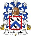 Christophe Family Crest