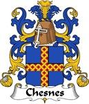 Chesnes Family Crest