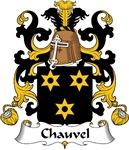 Chauvel Family Crest