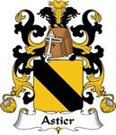 Astier Family Crest