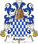 Angier Family Crest