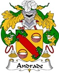 Andrade Family Crest