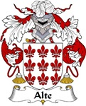 Alte Family Crest