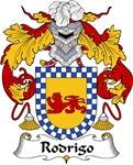 Rodrigo Family Crest