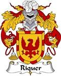 Riquer Family Crest