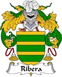 Ribera Family Crest