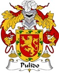 Pulido Family Crest