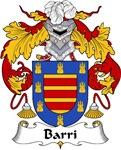 Barri Family Crest
