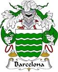 Barcelona Family Crest