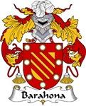 Barahona Family Crest