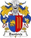 Bandres Family Crest