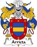 Arrieta Family Crest