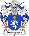 Antequera Family Crest