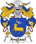 Anglasel Family Crest