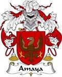Amaya Family Crest