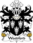 Woodford Family Crest