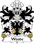 Woode Family Crest