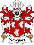 Newport Family Crest