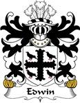 Edwin Family Crest