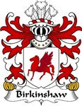Birkinshaw Family Crest