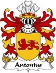 Antonius Family Crest