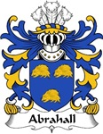Abrahall Family Crest