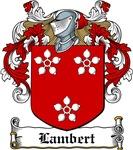 Lambert Family Crest