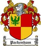 Packenham Family Crest