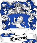 Martens Family Crest