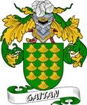 Gaitan Family Crest / Gaitan Coat of Arms