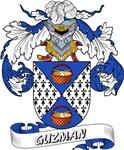 Guzman Family Crest / Guzman Coat of Arms