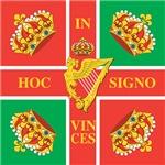 Wild Geese Regiment Flag